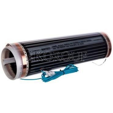 Folia grzejna pod panele 3,5m2 (0,5x7m) 280W 230V AC FGP-80/0,5x7 MTC10000364-147808
