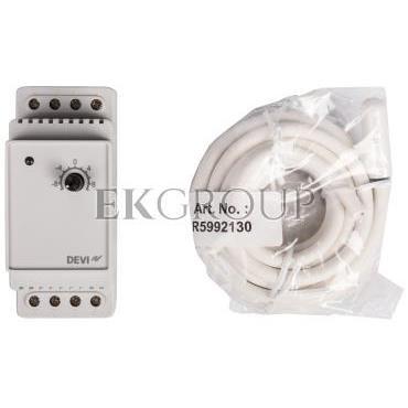 Termostat DEVIreg 330 230V 16A -10°C -  10°C  biały 140F1070-147549