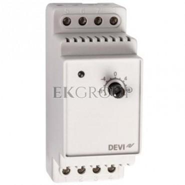 Termostat DEVIreg 330 230V 16A -10°C -  10°C  biały 140F1070-147550