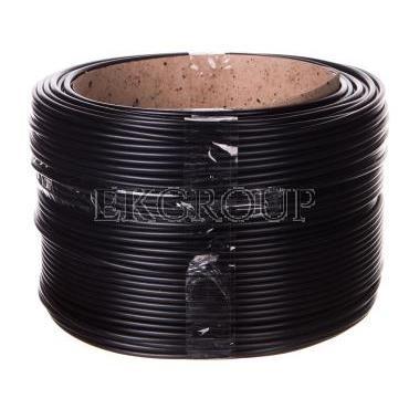 Przewód instalacyjny H07V-K (LgY) 1,5 czarny /100m/-146290