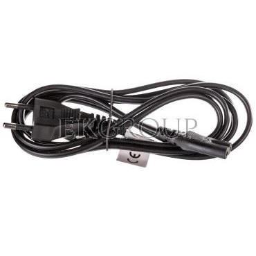 Kabel zasilający EURO (do radia) CEE 7/16 - IEC 320 C7 1,75m S1111-149338