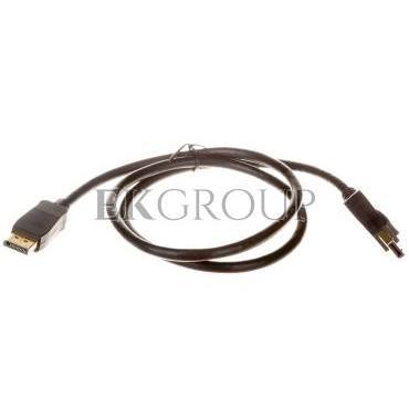 Kabel DisplayPort (M) - DisplayPort (M) 1m Gold-148352