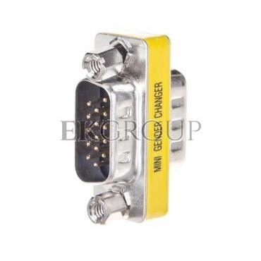 Adapter VGA D-Sub15 (M) - VGA D-Sub15 (M)-147904