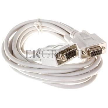 Kabel transmisyjny szeregowy RS232  Sub-D9 (F) - Sub-D9 (F) 3m-148331