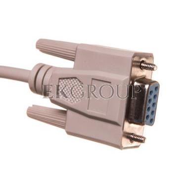 Kabel transmisyjny szeregowy RS232  Sub-D9 (F) - Sub-D9 (M) 5m-147911