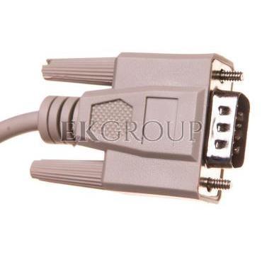Kabel transmisyjny szeregowy RS232  Sub-D9 (F) - Sub-D9 (M) 5m-147912