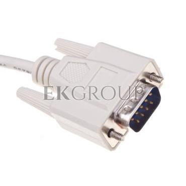 Kabel transmisyjny szeregowy RS232  Sub-D9 (F) - Sub-D9 (M) 10m-147914