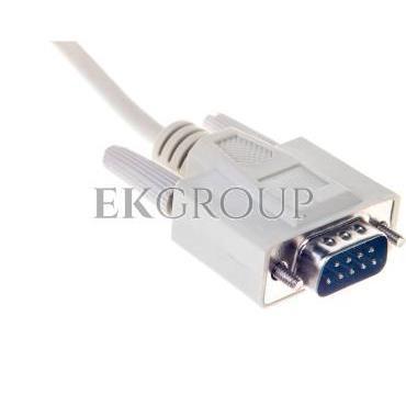 Kabel transmisyjny szeregowy RS232  Sub-D9 (M) - Sub-D9 (M) 2m-148170