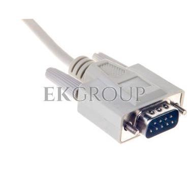 Kabel transmisyjny szeregowy RS232  Sub-D9 (M) - Sub-D9 (M) 3m-148499