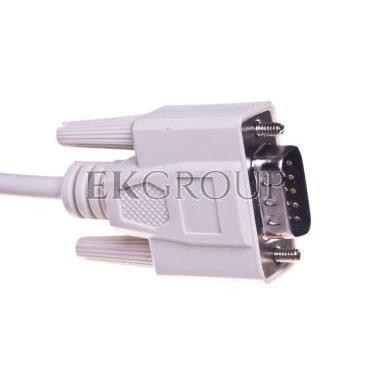 Kabel transmisyjny szeregowy RS232  Sub-D9 (M) - Sub-D9 (M) 10m-147922