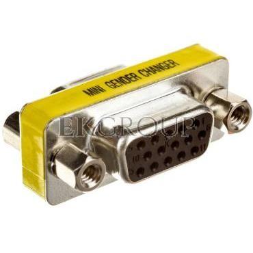 Adapter VGA D-Sub15 (F) - VGA D-Sub15 (F)-147903