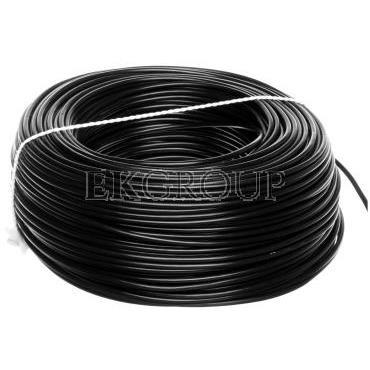 Przewód instalacyjny H07V-K (LgY) 2,5 czarny /100m/-146953