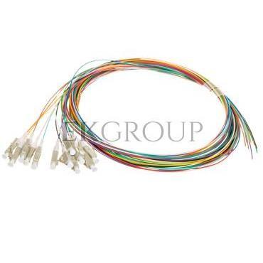 Pigtail światłowodowy LC simplex MM 50/125 OM2 2m DK-25332-02 /12szt./-150408