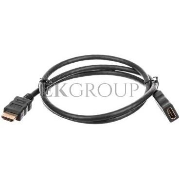Przedłużacz HDMI High Speed with Ethernet 1m 31935-148224