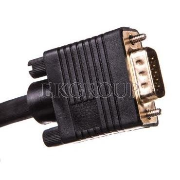 Kabel monitorowy VGA D-Sub(15-pin) Full HD SVGA 15m 68139-148396