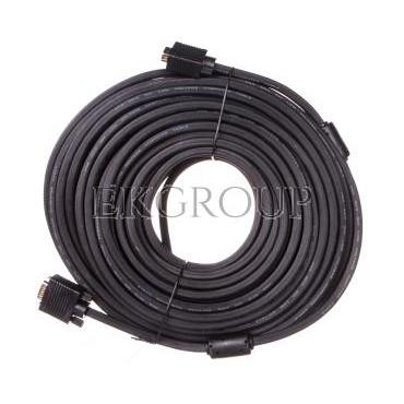 Kabel monitorowy VGA D-Sub(15-pin) Full HD SVGA 30m 68141-148401