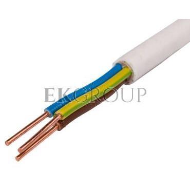 Przewód YDY 3x1 żo 450/750V /25m/-147390