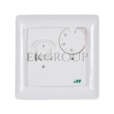 Regulator temperatury 230V 16A -5-60°C IP20 biały RT-824-147485