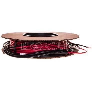 Kabel grzejny dwustronnie zasilany DEVIflex DSIG-20/230V 20W/m 39m 140F0219-147814