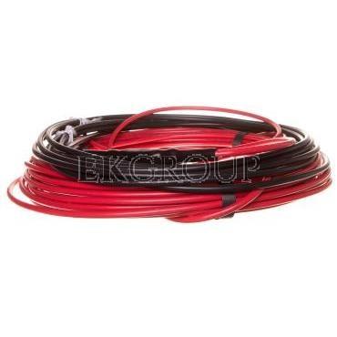 Kabel grzejny dwustronnie zasilany DEVIflex DSIG-20/230V 20W/m 32m 140F0218-147566