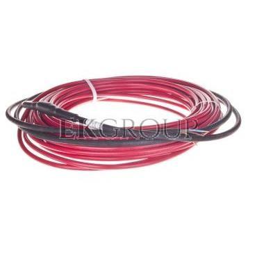 Kabel grzejny dwustronnie zasilany DEVIflex DSIG-20/230V 20W/m 32m 140F0218-147567