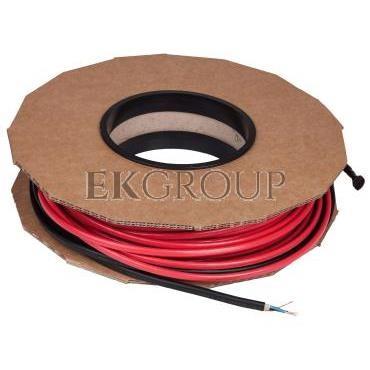 Kabel grzejny jednostronnie zasilany DEVIflex 18T/230V 18W/m 37m 140F1241-147527