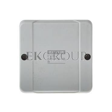 Puszka połączeniowa PDS-90/25 88x 53mm tworzywo IP54 szara DK 0202G 19400167-147603