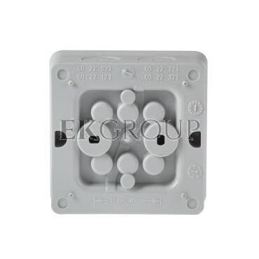 Puszka połączeniowa PDS-90/25 88x 53mm tworzywo IP54 szara DK 0202G 19400167-147604