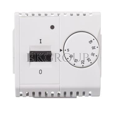 Simon Basic Regulator temperatury z czujnikiem wewnętrznym biały BMRT10w.02/11-147558