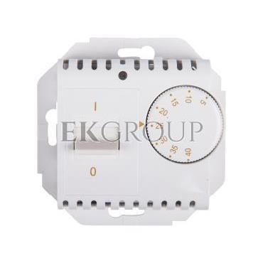 Simon 54 Regulator temperatury 16A 5-40°C IP20 biały DRT10W.02/11-147514