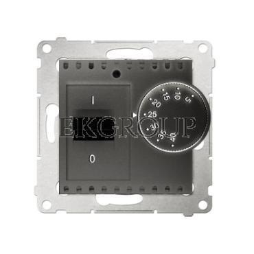 Simon 54 Regulator temperatury 5-40°C IP20 antracyt DRT10W.02/48-147510