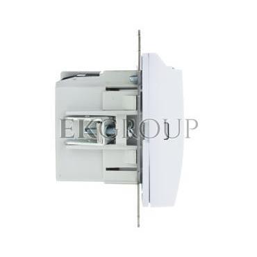 AS Łącznik hotelowy z podświetleniem biały ŁP-15GS/m/00-160541