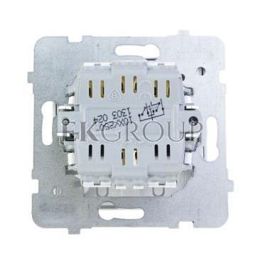AS Łącznik krzyżowy biały ŁP-4G/m/00-160974