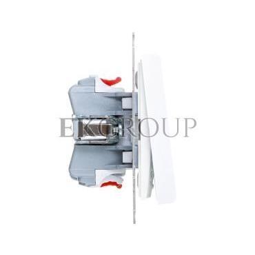 SONATA Łącznik krzyżowy biały ŁP-4R/m/00-161023