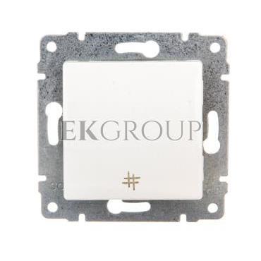 VENA Łącznik krzyżowy biały 510417-161047