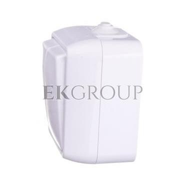 HYDRO Łącznik hermetyczny świecznikowy IP44 biały 120405-160330