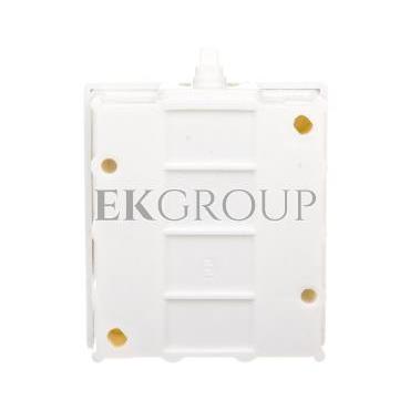 LAMBDA Łącznik hermetyczny świecznikowy IP44 biały ŁNH-2L/00-160360