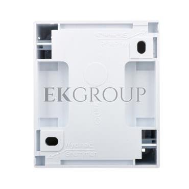 FALA Łącznik hermetyczny schodowy IP44 z podświetleniem biały ŁNH-3HS/00-160398