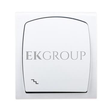 MADERA Łącznik hermetyczny schodowy IP44 biały ŁNH-3N/00-160346