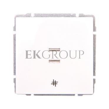 KOS66 Łącznik krzyżowy podświetlany biały 620417-161193