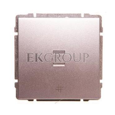 KOS66 Łącznik krzyżowy podświetlany aluminium 624017-161168
