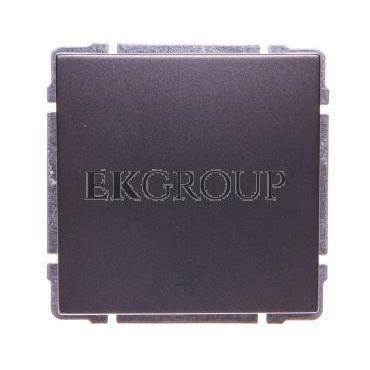 KOS66 Łącznik krzyżowy grafit 666017-161180