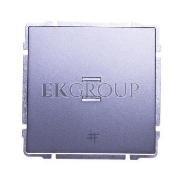 KOS66 Łącznik krzyżowy podświetlany grafit 626017-161186