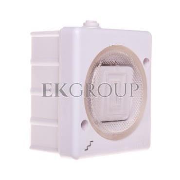 TROL Łącznik hermetyczny schodowy IP44 biały 140406-160432