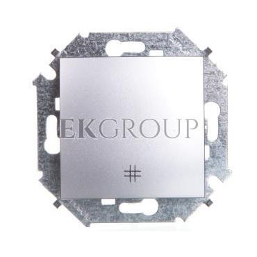 Simon 15 Łącznik krzyżowy aluminium metalizowane 1591251-026-161300