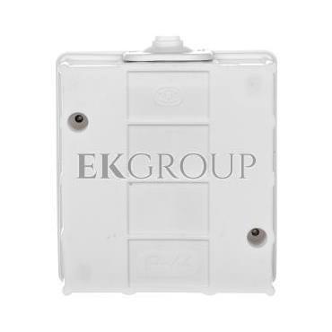 TROL Łącznik hermetyczny świecznikowy IP44 biały 140405-160454