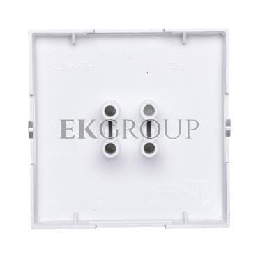 Simon 54 Klawisz pojedynczy do łączników/przycisków srebrny mat DKW1/43-151332