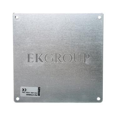 Simon Connect Pokrywa górna do podstaw KTA, aluminium TSC-KTA9-152836