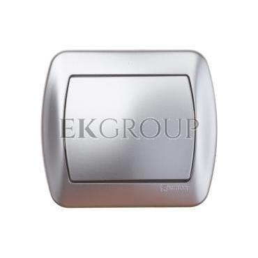 Simon Akord Łącznik jednobiegunowy aluminium metalizowane AW1/26-161570