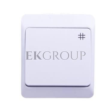 Hermes Łącznik krzyżowy biały IP44 ŁNT-7 0338-02-160899